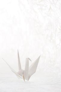 折り鶴の写真素材 [FYI01612352]