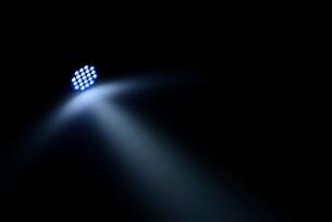 LEDの光の写真素材 [FYI01612429]