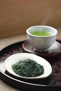 お茶の写真素材 [FYI01612453]