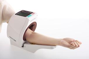 血圧計の写真素材 [FYI01612615]