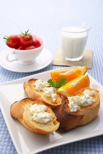 朝食イメージの写真素材 [FYI01612629]