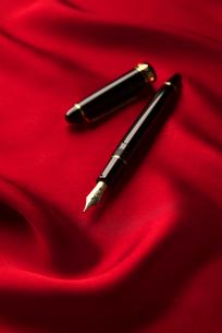 万年筆の写真素材 [FYI01612862]