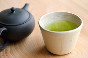 お茶の写真素材 [FYI01612952]