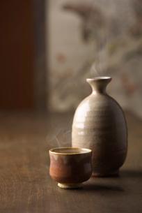 日本酒の写真素材 [FYI01613024]