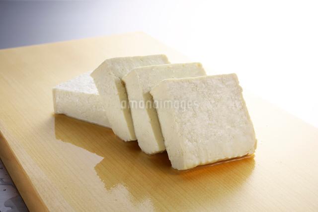 木綿豆腐の写真素材 [FYI01613046]