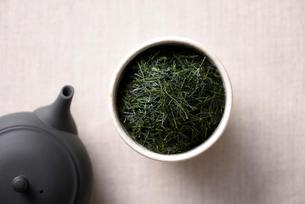 茶葉の写真素材 [FYI01613083]