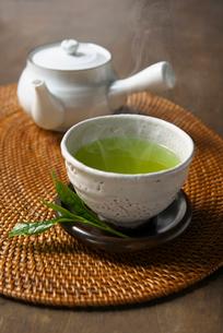 お茶の写真素材 [FYI01613099]
