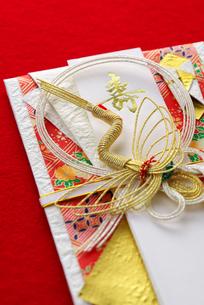 祝儀袋の写真素材 [FYI01613100]