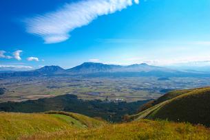 阿蘇大観峰の写真素材 [FYI01613117]