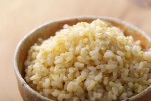 玄米ご飯の写真素材 [FYI01613125]