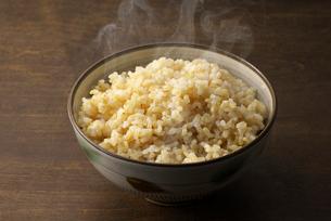 玄米ご飯の写真素材 [FYI01613144]