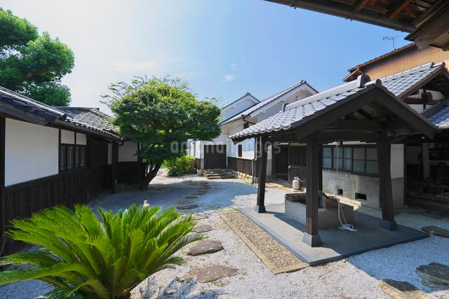 福岡県 居蔵の館(いぐらのやかた)の写真素材 [FYI01613246]