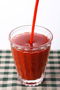トマトジュースの写真素材 [FYI01613282]