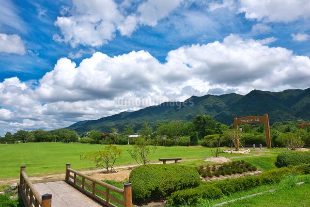 久留米ふれあい農業公園の写真素材 [FYI01613373]