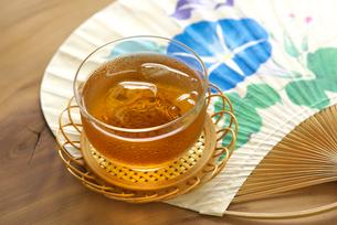 麦茶の写真素材 [FYI01613519]