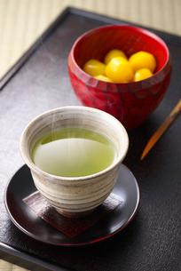 お茶の写真素材 [FYI01613558]