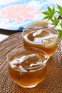 麦茶の写真素材 [FYI01613584]