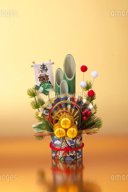 門松の写真素材 [FYI01613628]