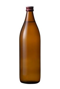 酒瓶900mlの写真素材 [FYI01613651]