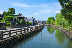 福岡県 南新川の写真素材 [FYI01613674]