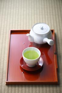 お茶の写真素材 [FYI01613695]