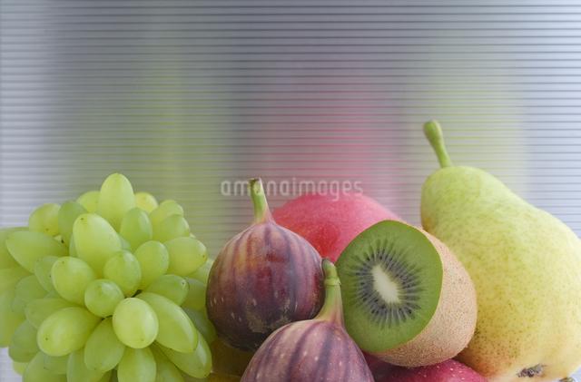 色々なフルーツの写真素材 [FYI01613704]