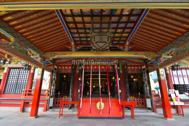 祐徳稲荷神社の写真素材 [FYI01614009]