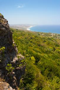 Hackleton's Cliffの素晴らしい眺めの写真素材 [FYI01614291]