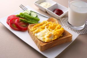 朝食イメージの写真素材 [FYI01614339]