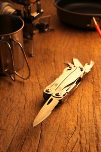 ナイフの写真素材 [FYI01614358]