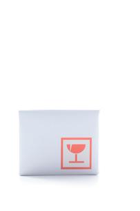 割れ物注意のマークの写真素材 [FYI01614432]