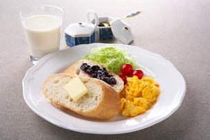 朝食イメージの写真素材 [FYI01614454]