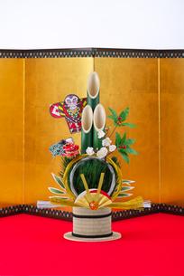 門松の写真素材 [FYI01614469]