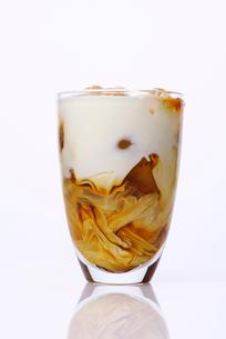 アイスコーヒーの写真素材 [FYI01614740]