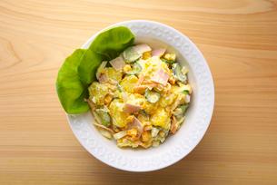 ポテトサラダの写真素材 [FYI01614956]