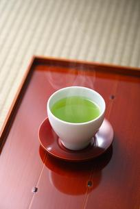 お茶の写真素材 [FYI01615153]