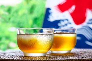 麦茶の写真素材 [FYI01615190]