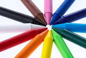 色鉛筆の写真素材 [FYI01615235]