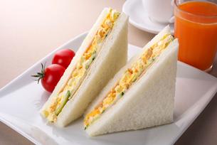 サンドイッチの写真素材 [FYI01615262]