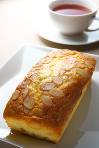 パウンドケーキの写真素材 [FYI01615277]