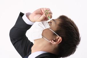 花粉症対策の写真素材 [FYI01615293]