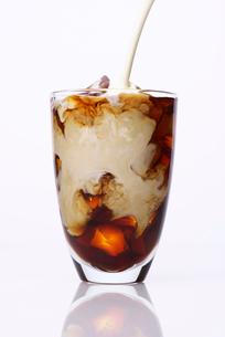 アイスコーヒーの写真素材 [FYI01615338]