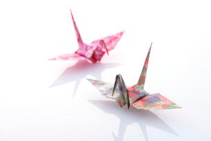 折り鶴の写真素材 [FYI01615353]