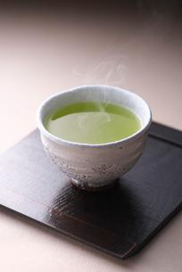日本茶の写真素材 [FYI01615406]