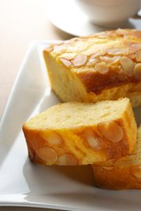 パウンドケーキの写真素材 [FYI01615428]