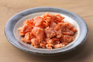 鮭フレークの写真素材 [FYI01615597]