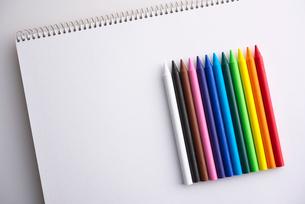 色鉛筆の写真素材 [FYI01615857]