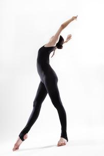 体操のポーズの写真素材 [FYI01616613]