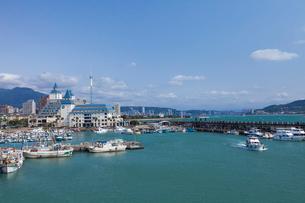 漁人碼頭の写真素材 [FYI01618997]