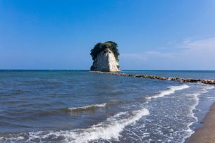 見附島の写真素材 [FYI01619415]